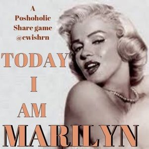 I am Marilyn today
